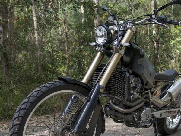 Duzzi Motorcycles hero