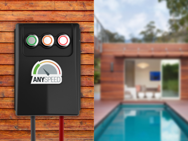 Anyspeed Pool Pump Controller