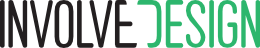 involve design logo