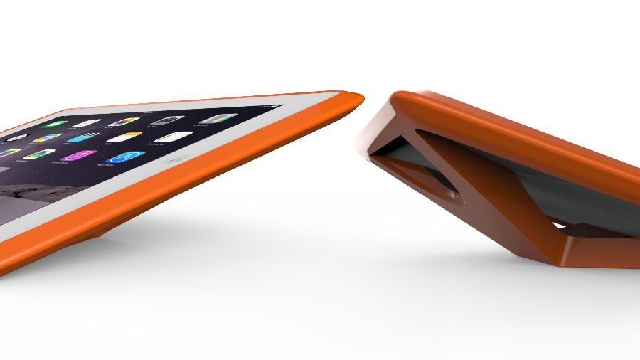 iPad Air Case concept B